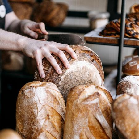 Vlaamsch Broodhuys Haarlemmerstraat Bakkerij